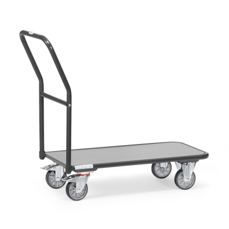 Fetra Magazinwagen 250 kg Ladefläche LxB 850 x 450 mm - Grey Edition